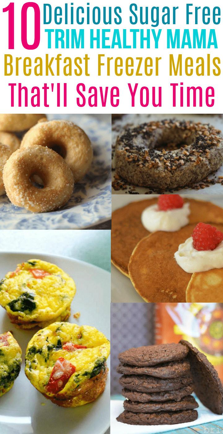 Trim Healthy Mama Breakfast  10 Trim Healthy Mama Breakfast Freezer Meals Artful