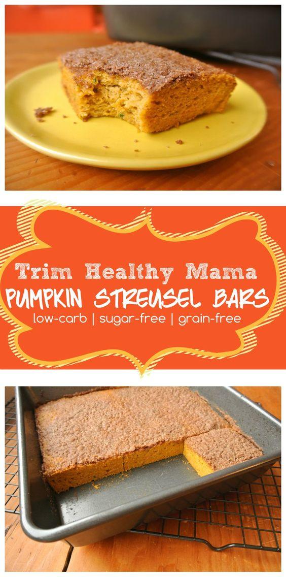 Trim Healthy Mama Breakfast  Trim healthy mamas Pumpkins and Friends on Pinterest
