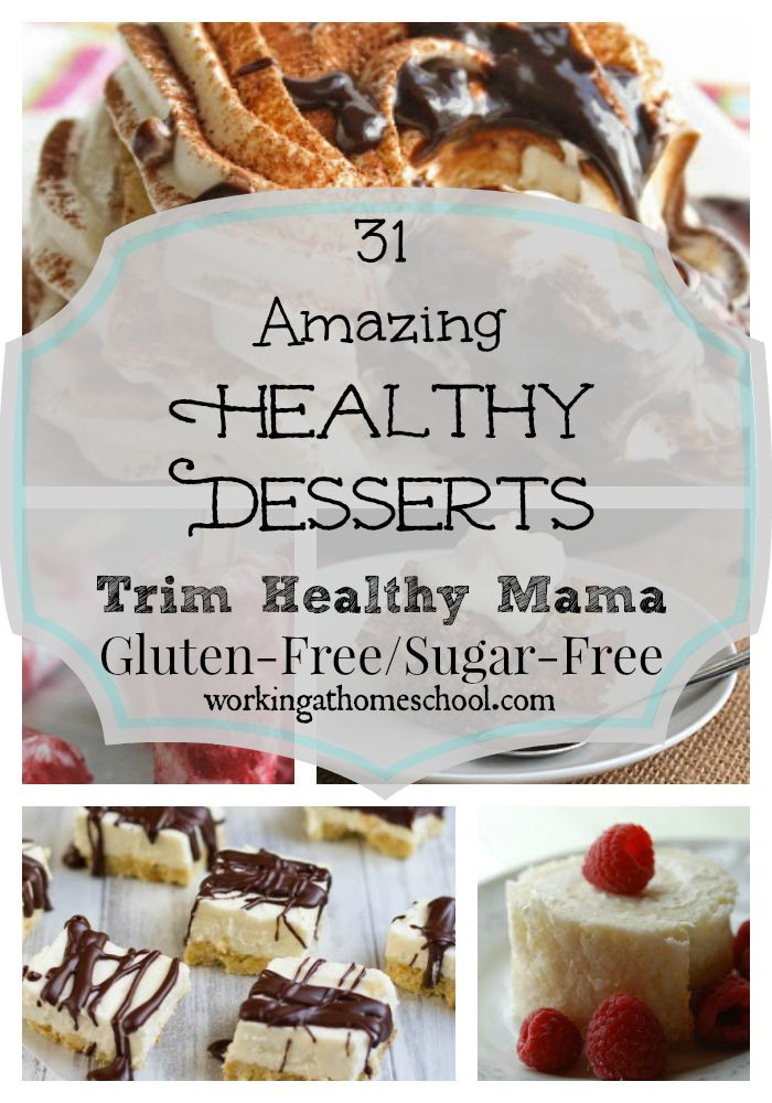 Trim Healthy Mama Desserts  67 best images about Trim Healthy Mama Resources on