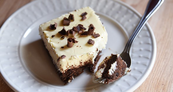 Trim Healthy Mama Desserts  Brownie Cheesecake – Trim Healthy Mama – Her View From Home