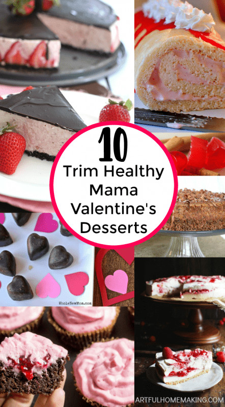 Trim Healthy Mama Desserts  Our Fun and Healthy Valentine s Meal Artful Homemaking