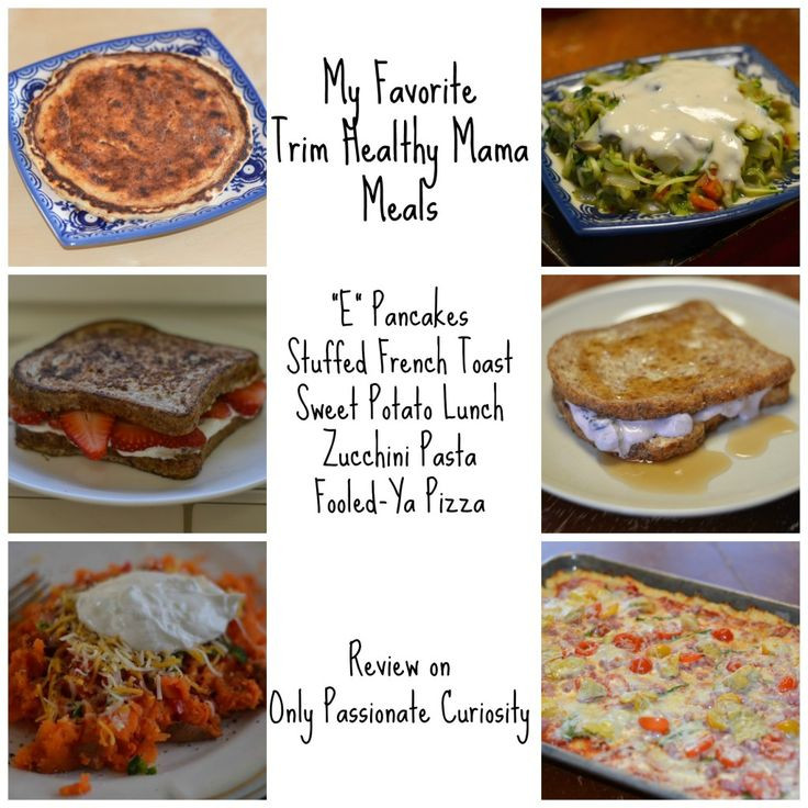 Trim Healthy Mama Pancakes  How to be a Trim Healthy Mama Review