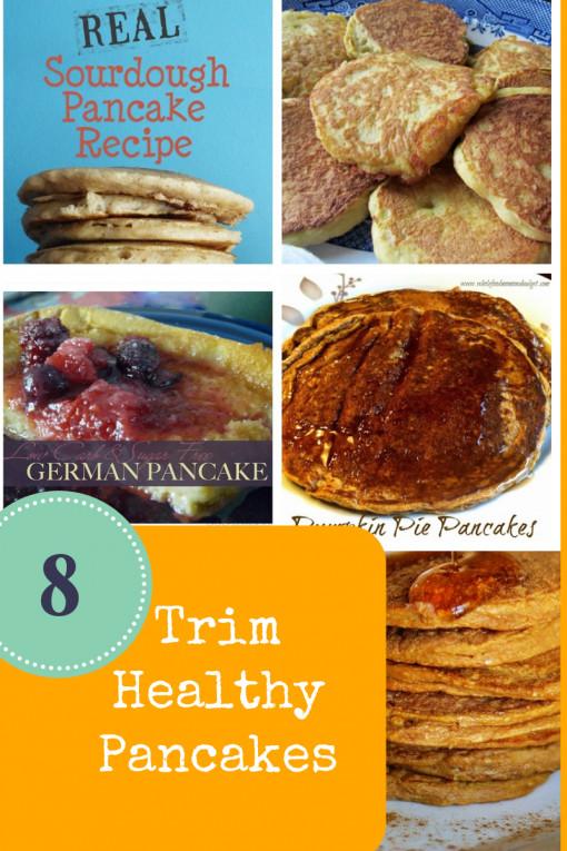Trim Healthy Mama Recipes Breakfast  8 Top Trim and Healthy Pancake Recipes Grassfed Mama