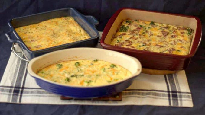 Trim Healthy Mama Recipes Breakfast  Trim healthy mama recipes breakfast about health