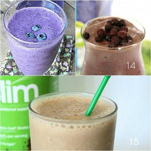 Trim Healthy Mama Smoothies  Trim healthy mama milkshake recipes