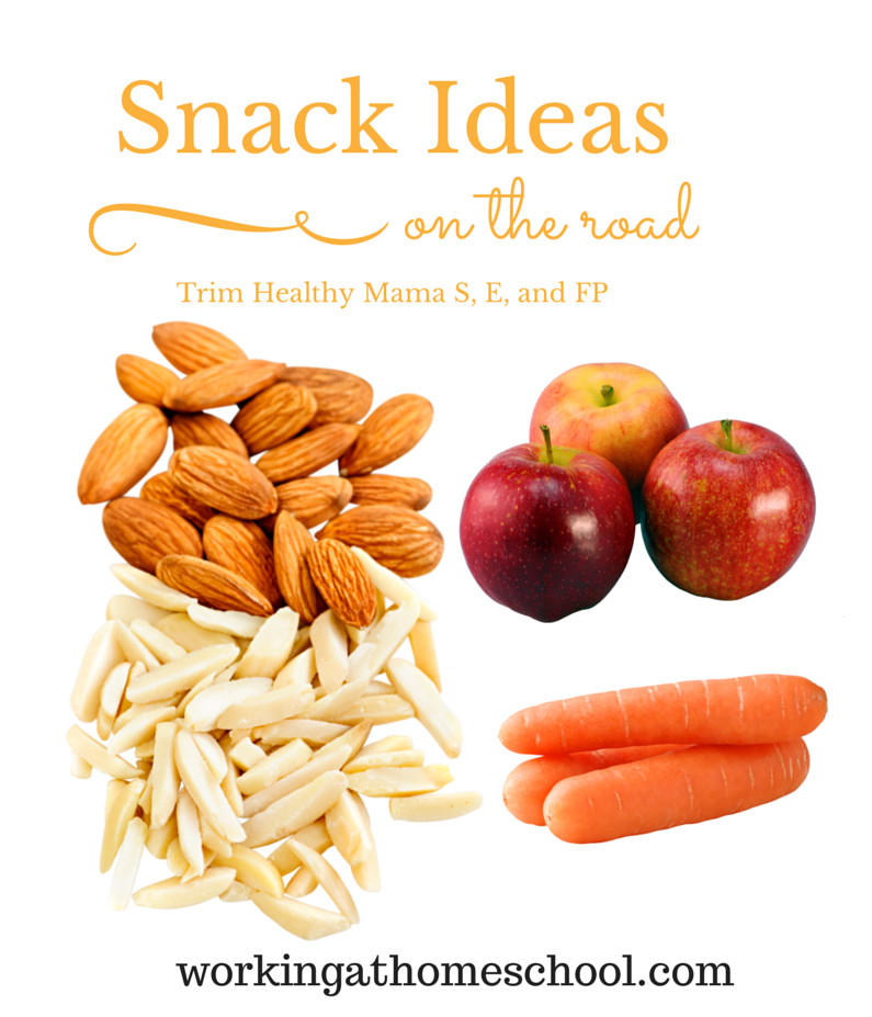 Trim Healthy Mama Snacks  Trim Healthy Mama Snacks Snack Ideas