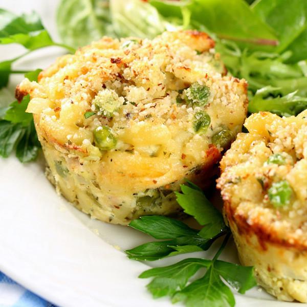 Tuna Casserole Recipe Healthy  Healthy Tuna Casserole Muffins