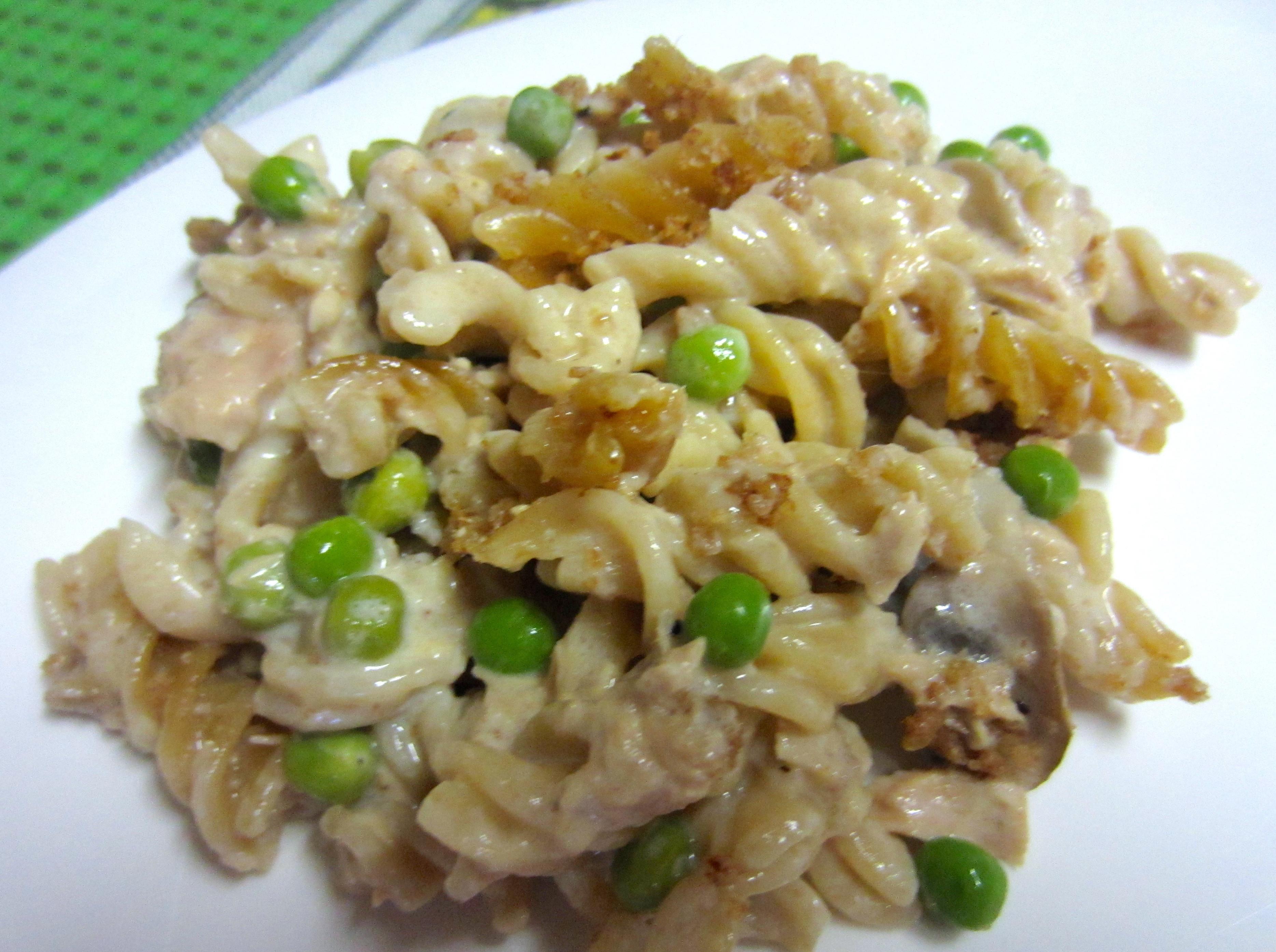 Tuna Casserole Recipe Healthy  Healthy Tuna Casserole 2