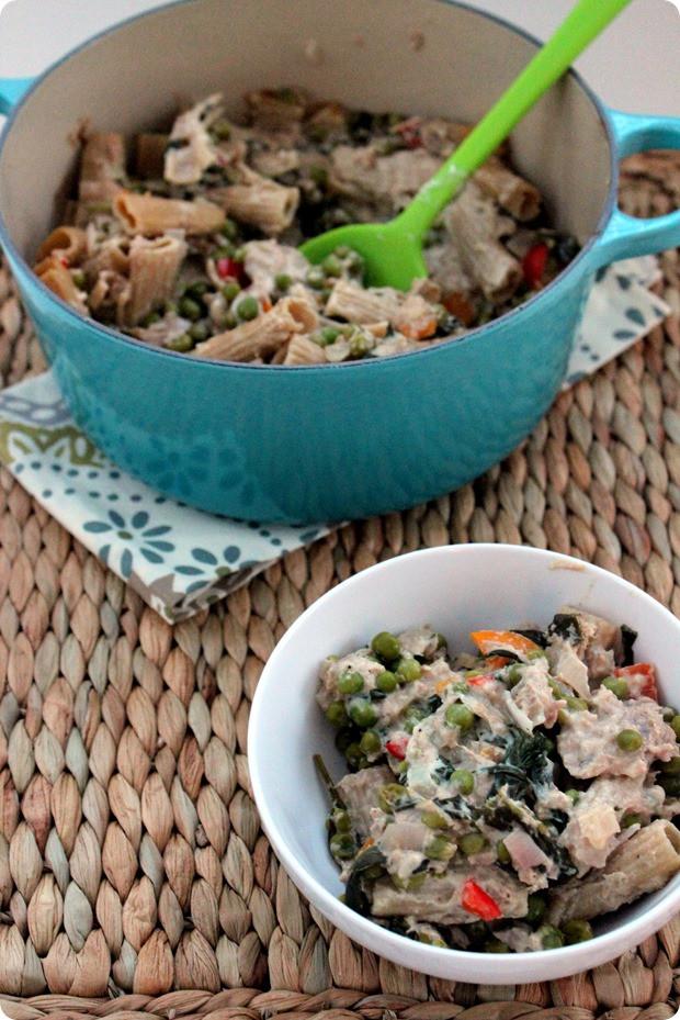 Tuna Casserole Recipe Healthy  Healthy Tuna Noodle Casserole Recipe fANNEtastic food