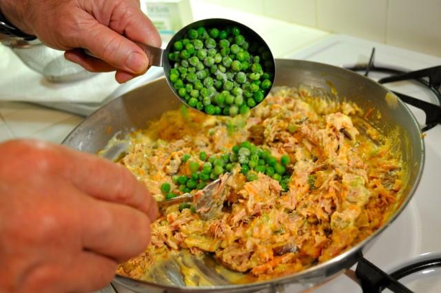 Tuna Casserole Recipe Healthy  tuna ve able casserole recipe healthy
