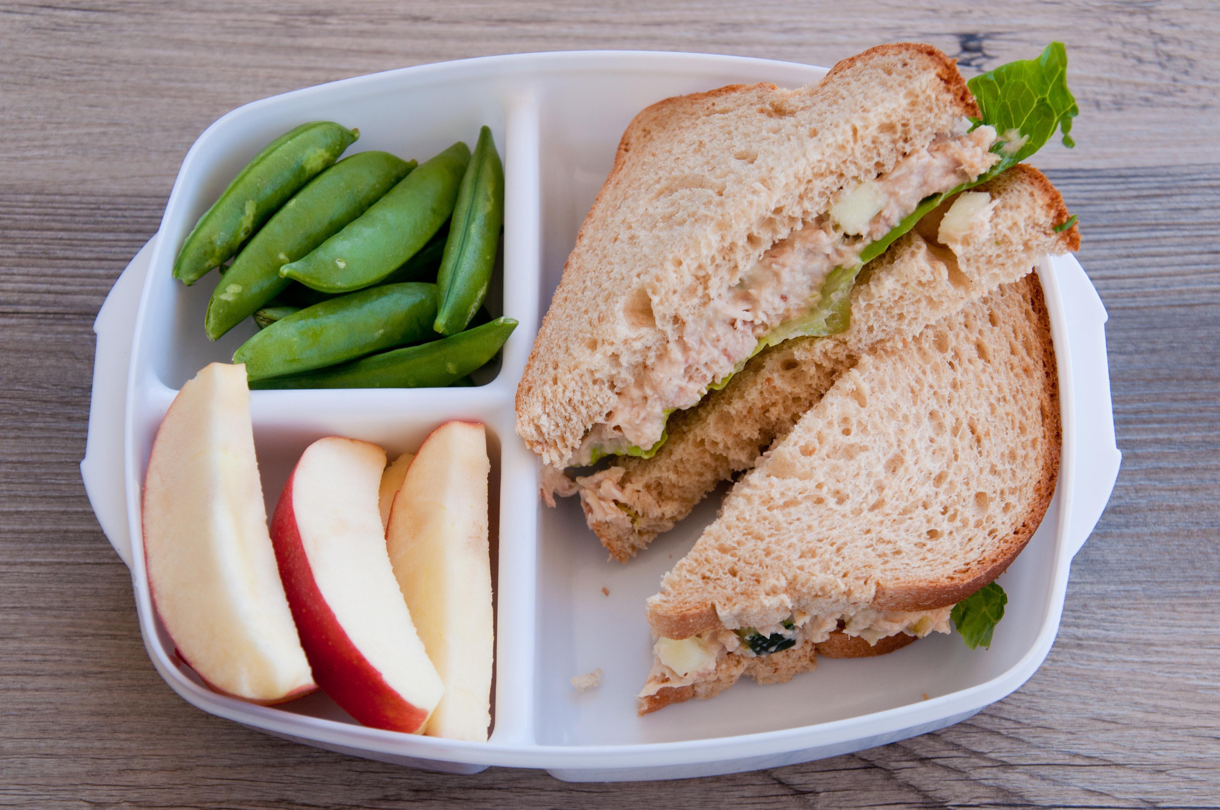 Tuna Sandwiches Healthy  Tuna Salad Sandwich
