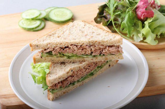 Tuna Sandwiches Healthy  Tuna Sandwich Diet