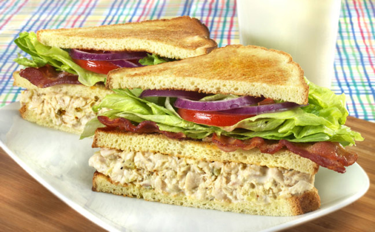 Tuna Sandwiches Healthy  Bumble Bee Tuna & Seafood Recipes