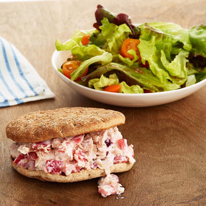Tuna Sandwiches Healthy  tuna fish sandwich healthy