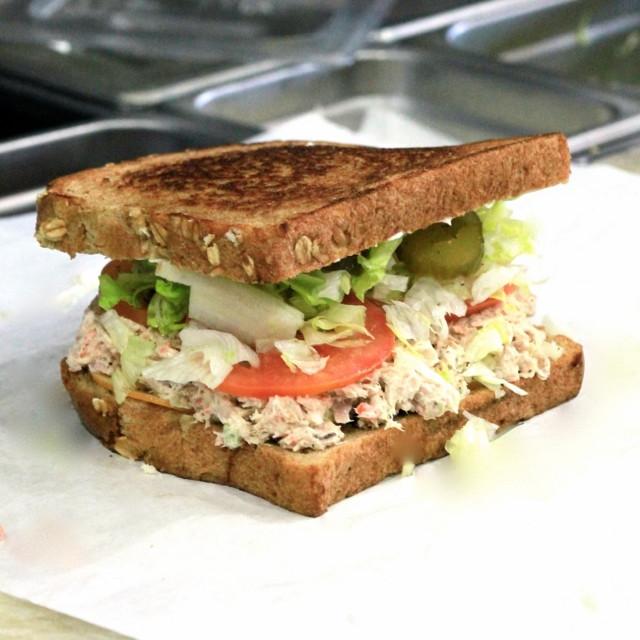 Tuna Sandwiches Healthy  Tuna Sandwich Pomona CA