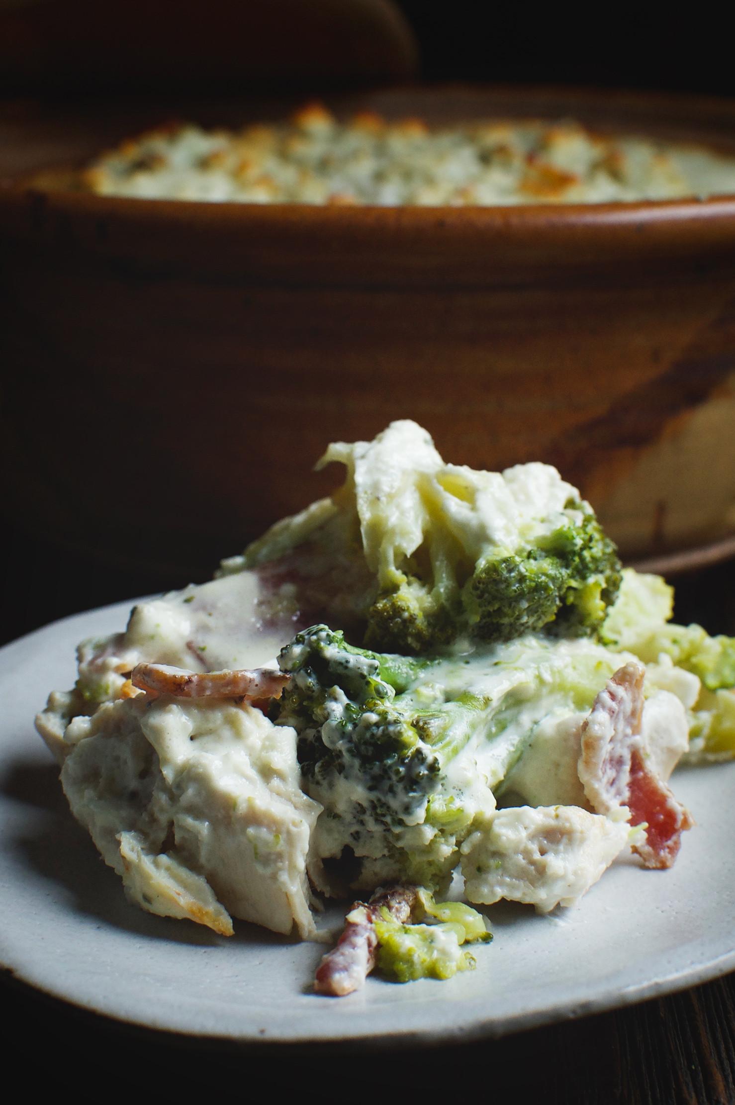 Turkey Casserole Healthy  Low Carb Leftover Turkey Casserole Recipe Simply So Healthy