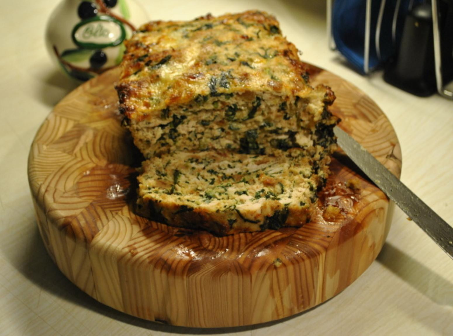 Turkey Meatloaf Healthy  Healthy Turkey Meatloaf Recipe