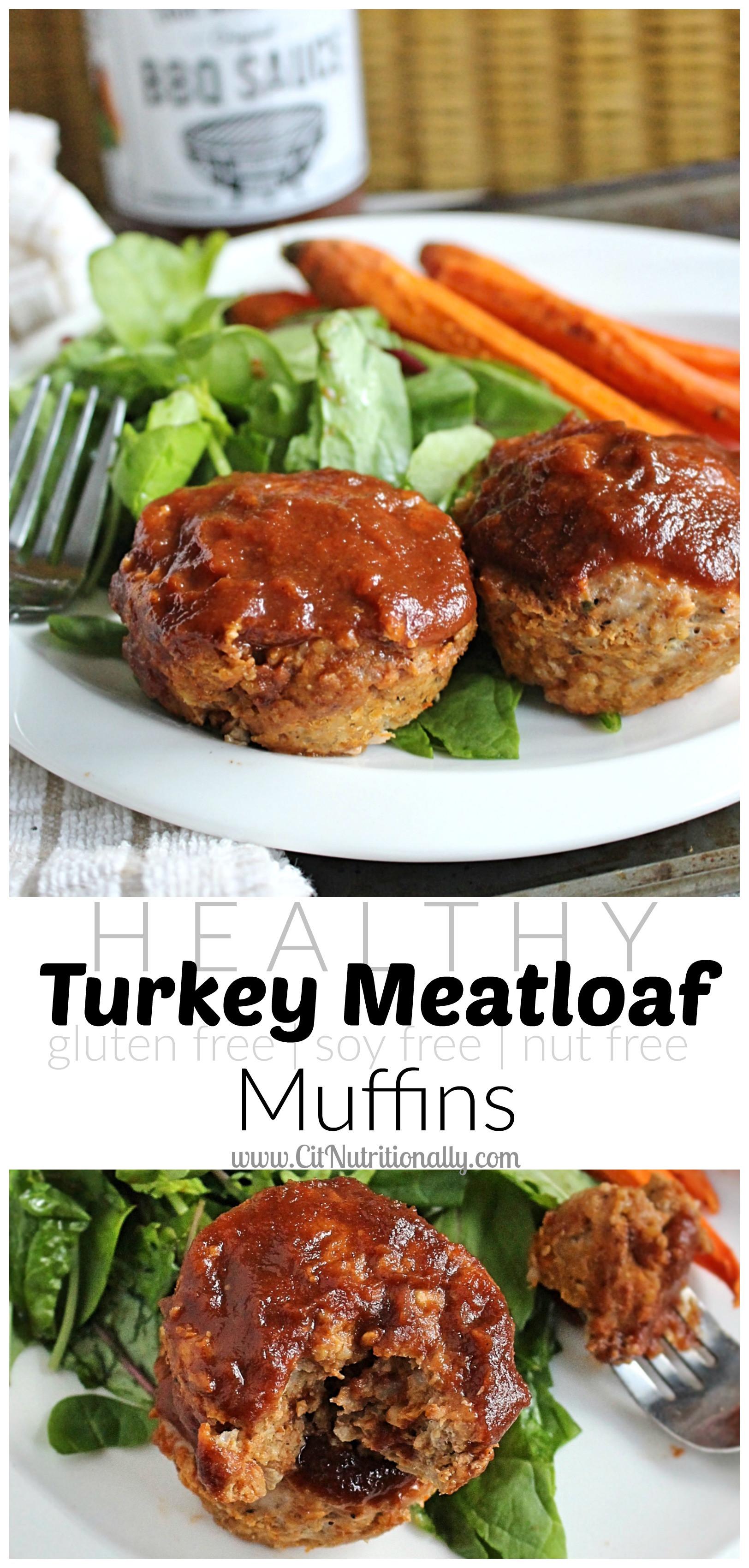Turkey Meatloaf Healthy  healthy turkey meatloaf