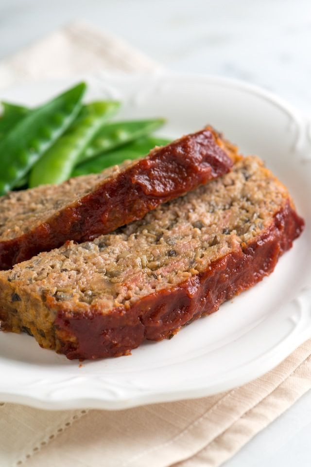 Turkey Meatloaf Recipe Healthy  turkey meatloaf clean simple and delicious Lauren Kay Sims