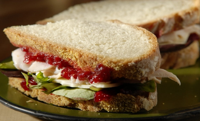 Turkey Sandwiches Healthy  Delicious Healthy Ideas For Those Thanksgiving
