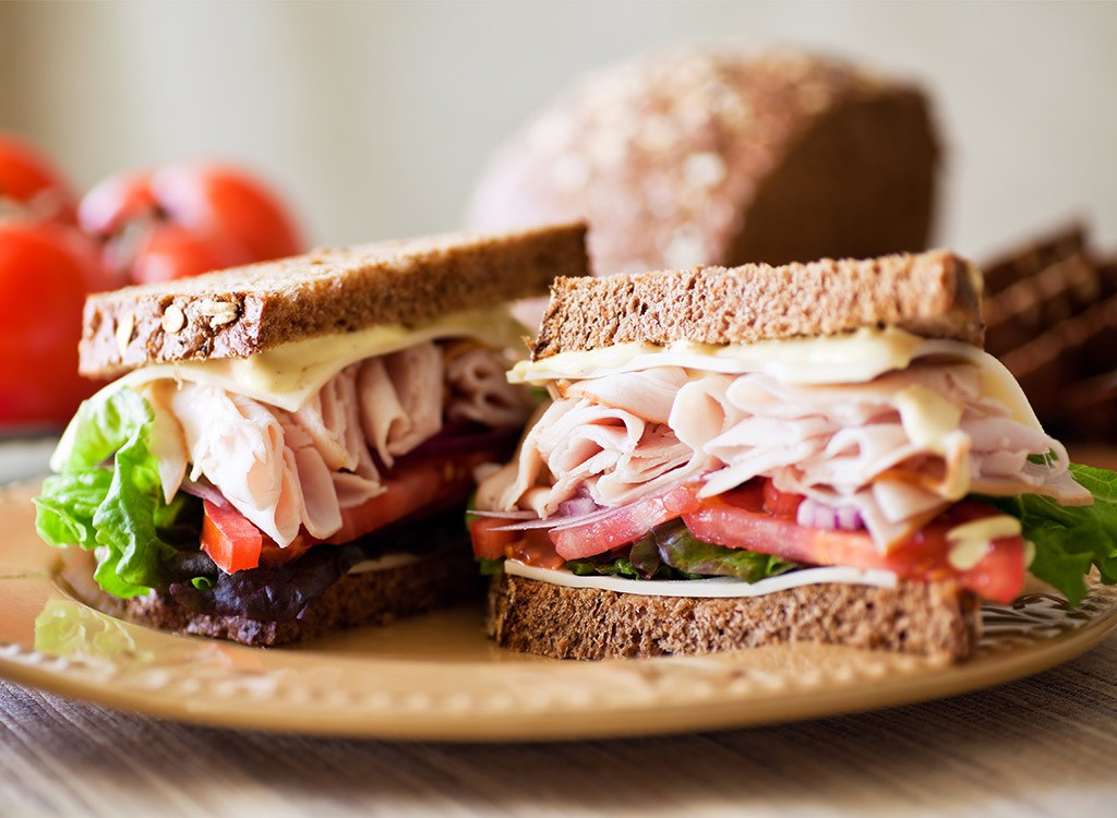 "Turkey Sandwiches Healthy  Are Sandwiches Healthy A New Study Says ""No"""