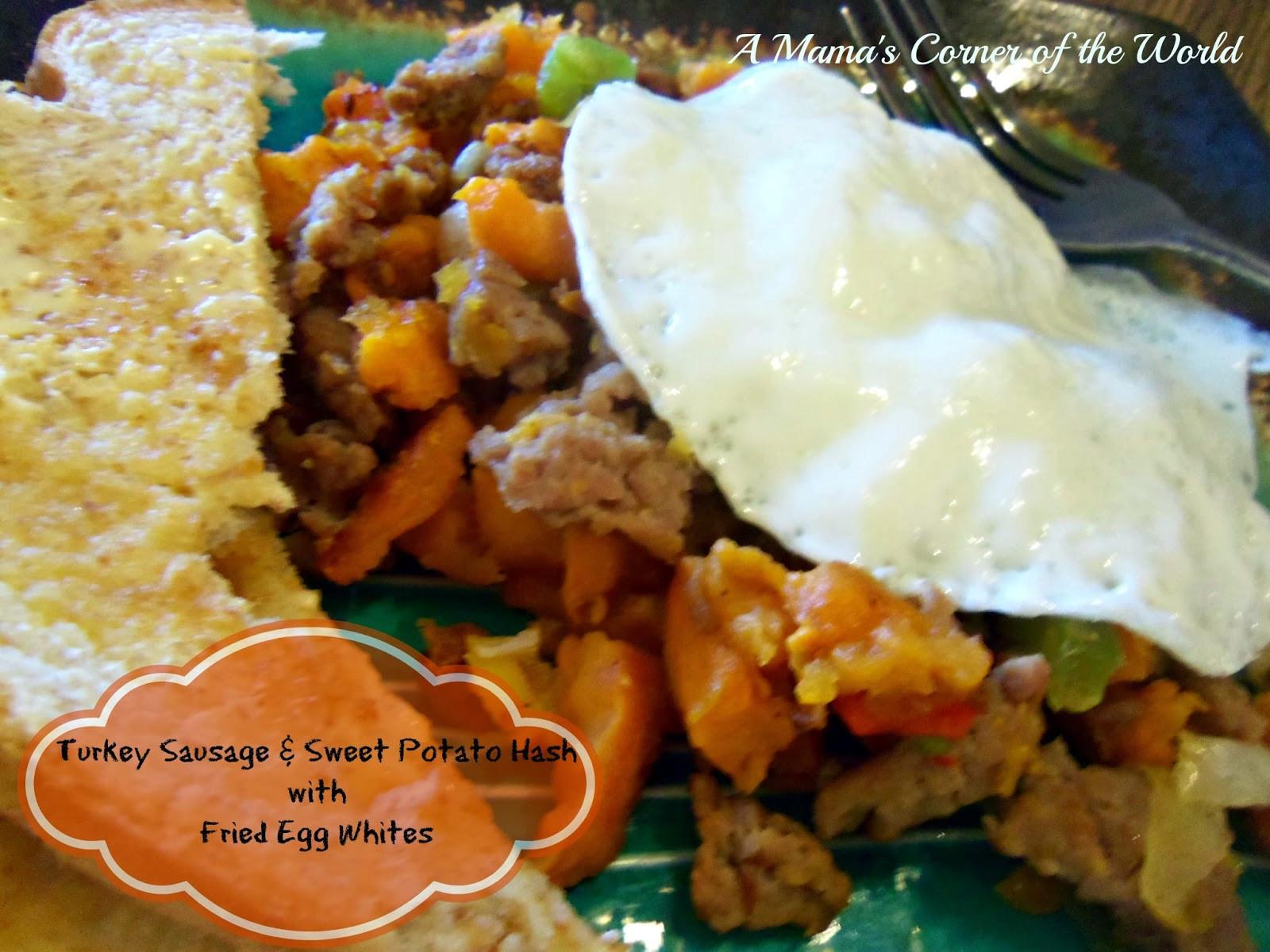 Turkey Sausage Healthy  Healthy Breakfast Recipe Turkey Sausage and Sweet Potato