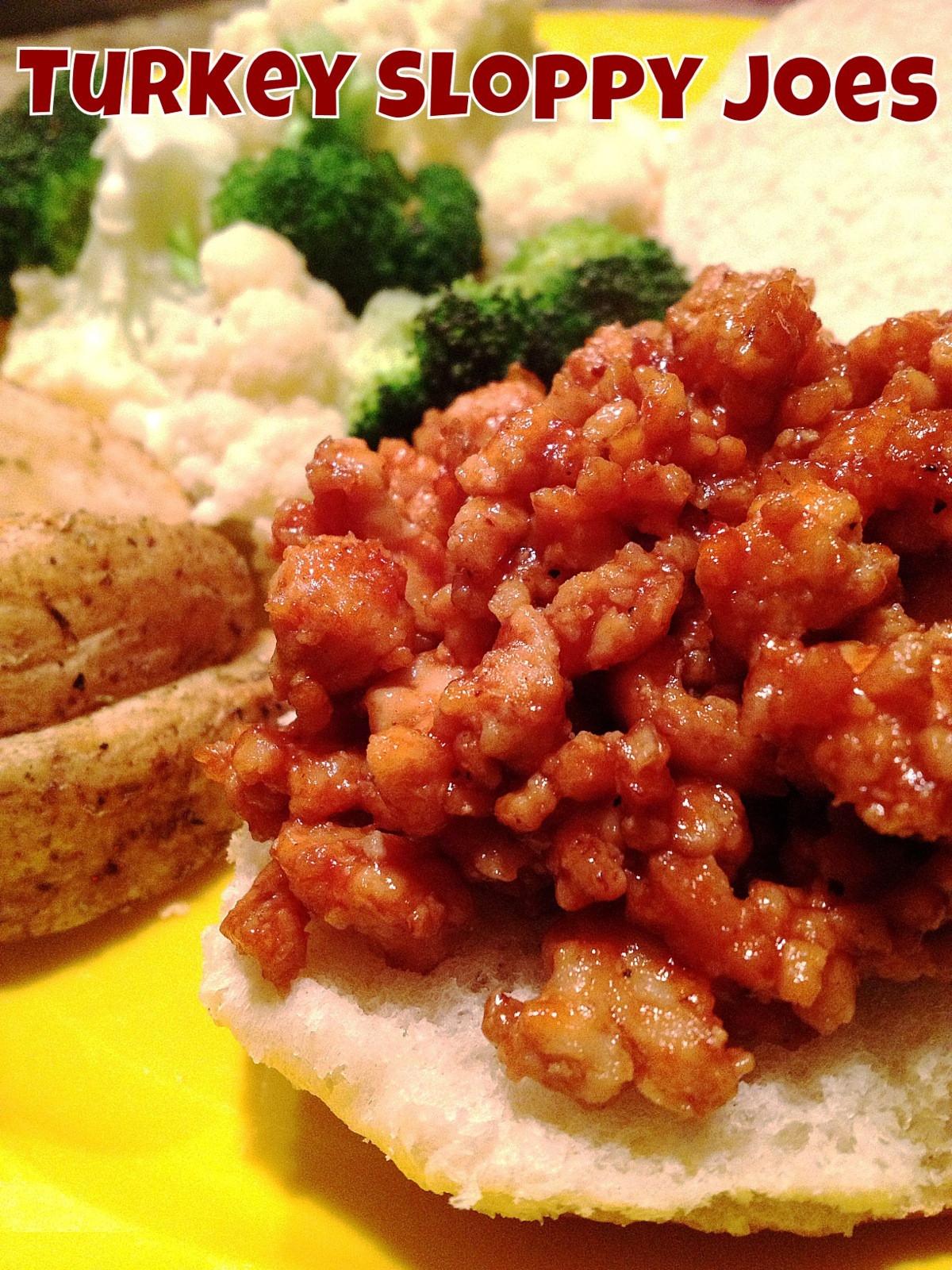 Turkey Sloppy Joes Healthy  Sloppy Joes II Recipe — Dishmaps
