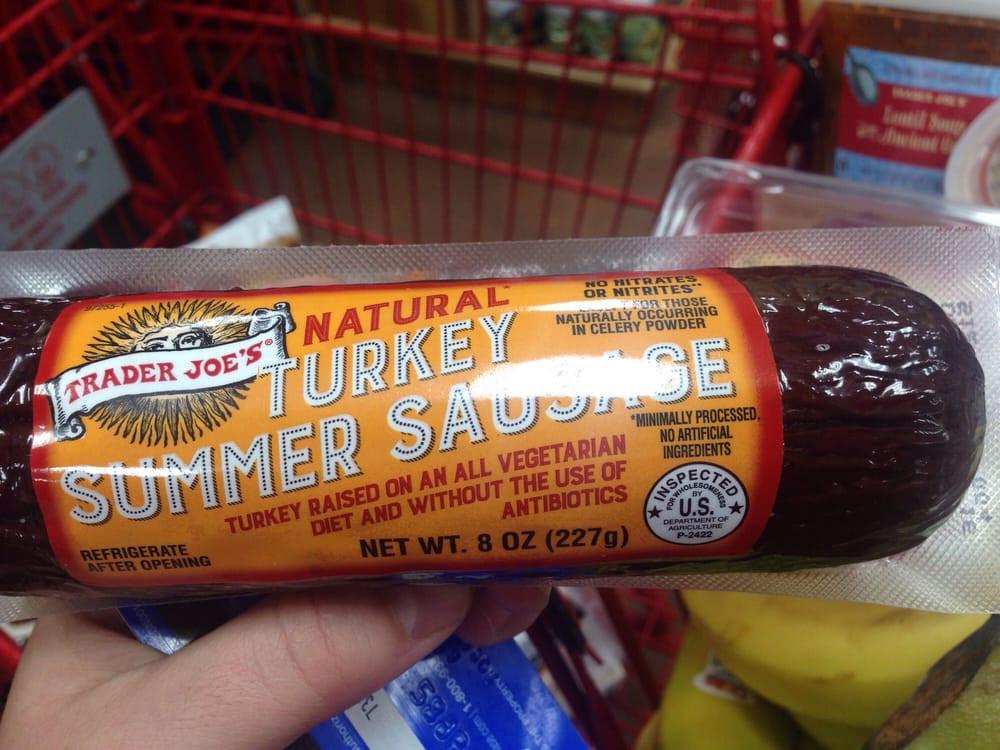 Turkey Summer Sausage  Turkey summer sausage Yelp