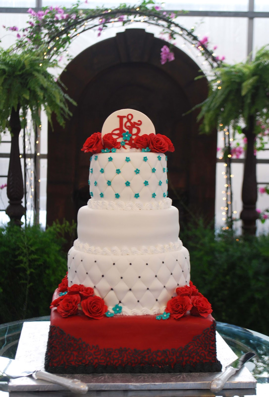 Two Layered Wedding Cakes  Benedikte s blog two layer wedding cake ideas