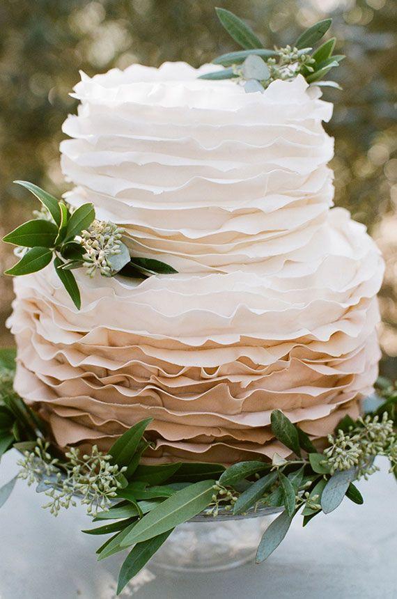 Two Layered Wedding Cakes  100 Layer Cake best wedding cakes Naked cakes