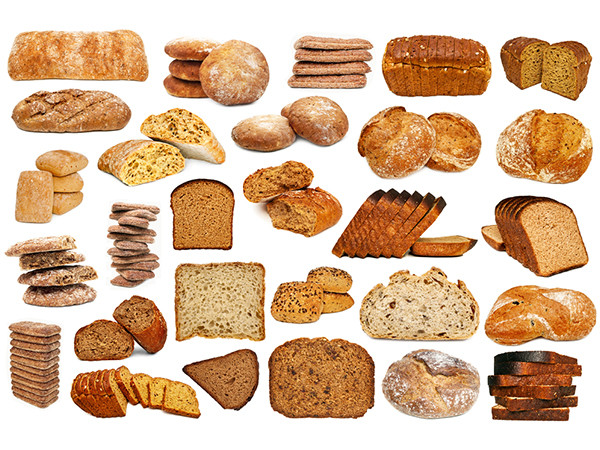 Types Of Healthy Bread  9 Types Bread For Weight Loss Boldsky