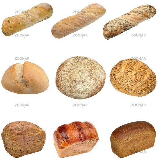 Types Of Healthy Bread  bread types list Google Search