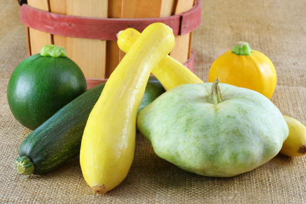 Types Of Summer Squash  Summer squash recipes