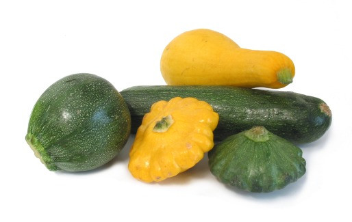 Types Of Summer Squash  Using Summer Squash Part 1 The Basics