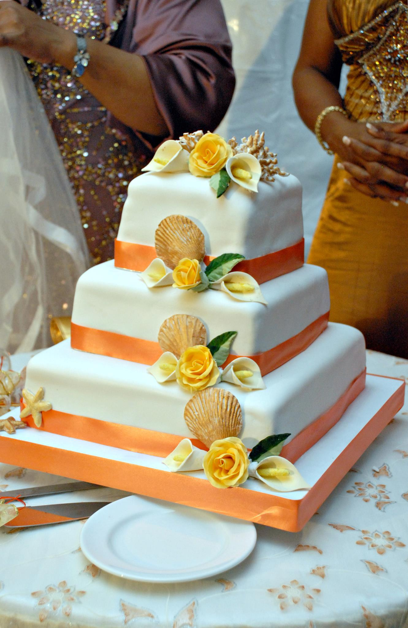 Types Of Wedding Cakes Flavors  Types of Wedding Cake & Flavors Preferred – Jamaica
