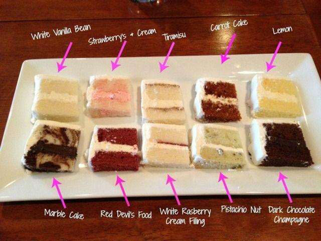 Types Of Wedding Cakes Flavors  Types Birthday Cake Flavors