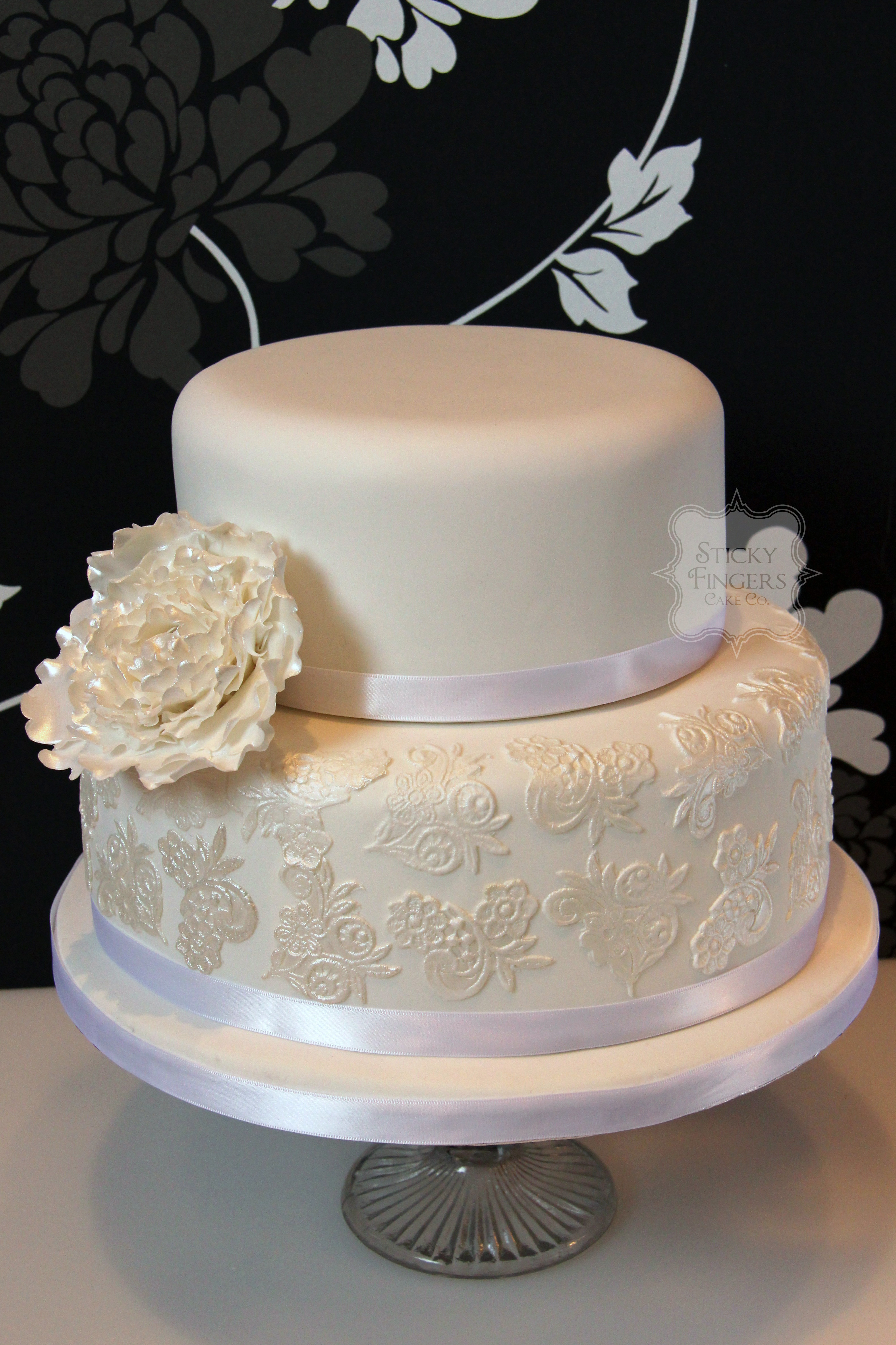 Types Of Wedding Cakes  Wedding Cake Frosting Types
