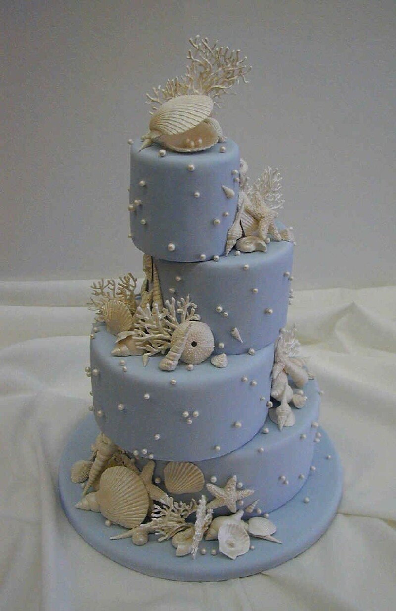 Types Of Wedding Cakes  Wedding Cakes