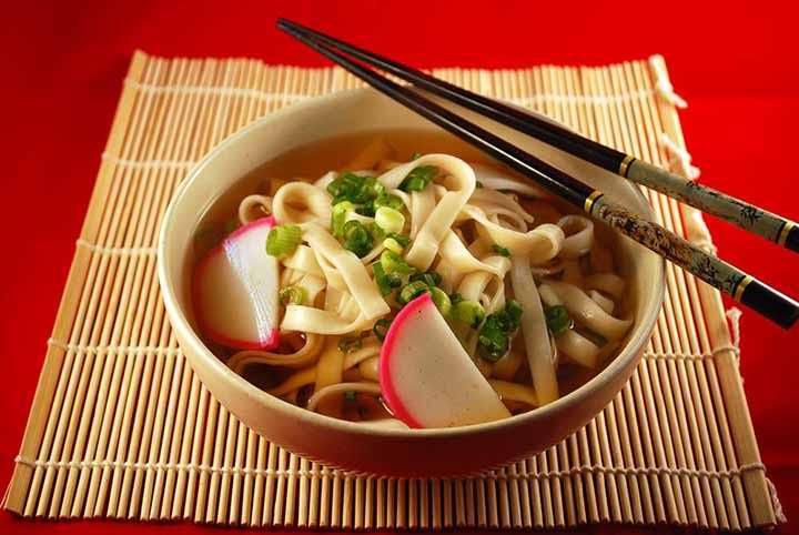 Udon Noodles Healthy  10 Health Benefits of Udon Noodles