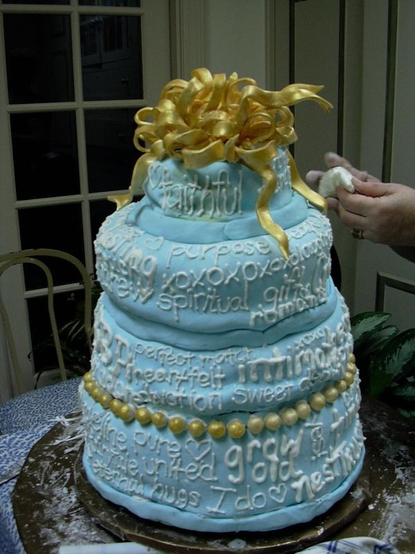 Ugliest Wedding Cakes  15 Ugliest Wedding Cakes You ve seen the glamorous cakes