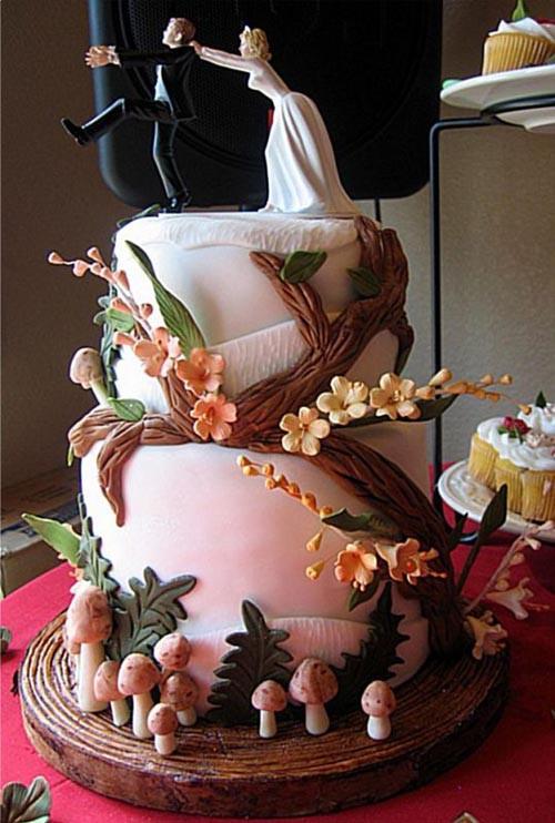 Ugly Wedding Cakes  Ugly Wedding Cake in Unusual Design