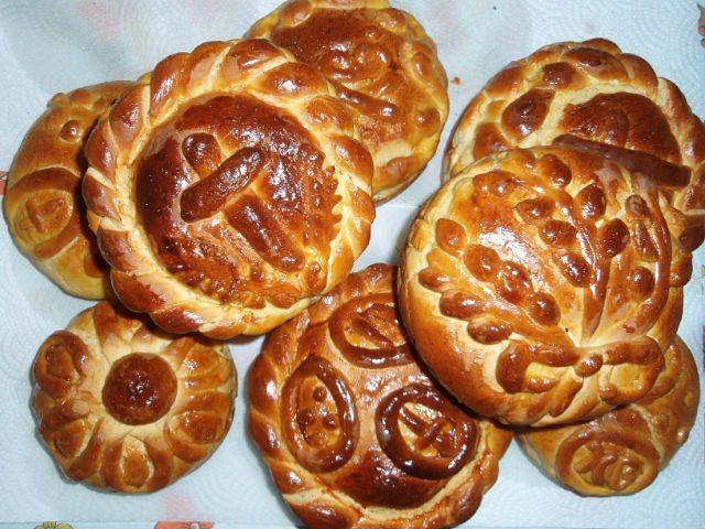 Ukrainian Easter Bread  1000 images about Ukrainian bread on Pinterest