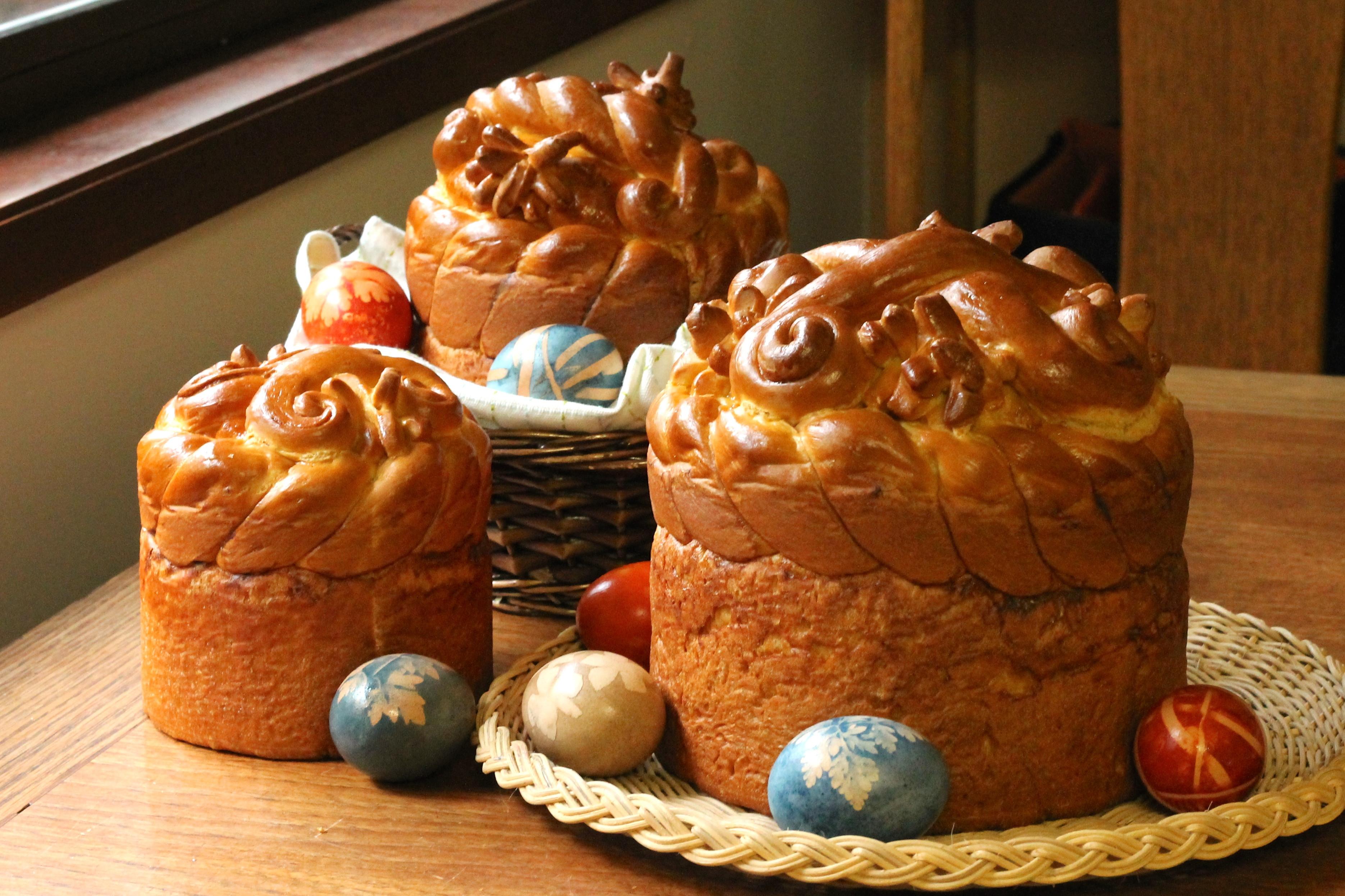 Ukrainian Easter Bread  Daring Bakers Ukrainian Easter Paska