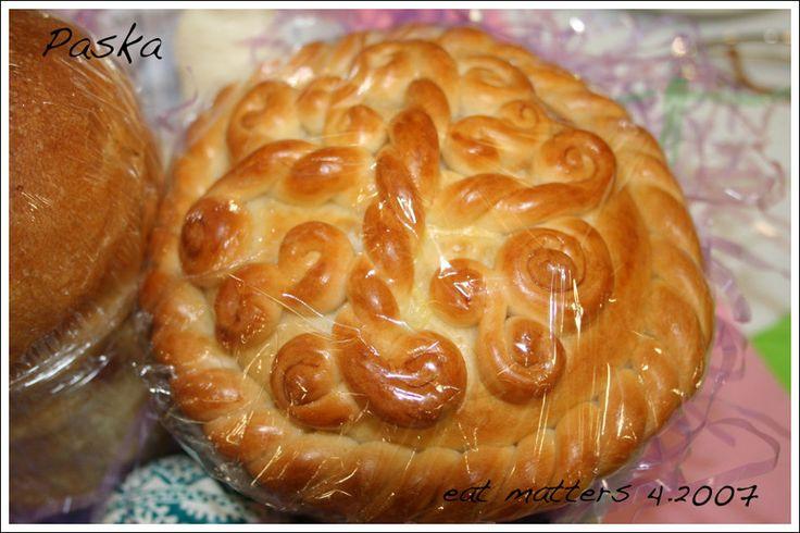 Ukrainian Easter Bread  Ukrainian Easter Bread Recipe — Dishmaps