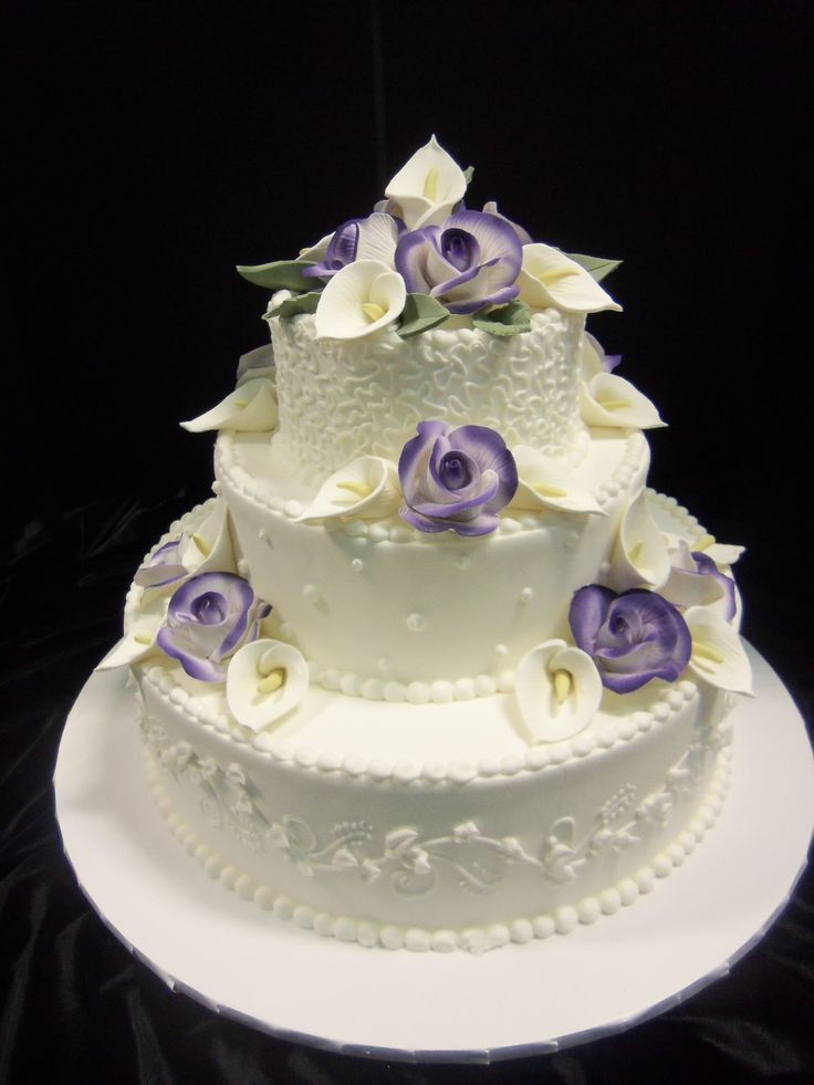 Ukrops Wedding Cakes  28 best images about Wedding Cakes on Pinterest