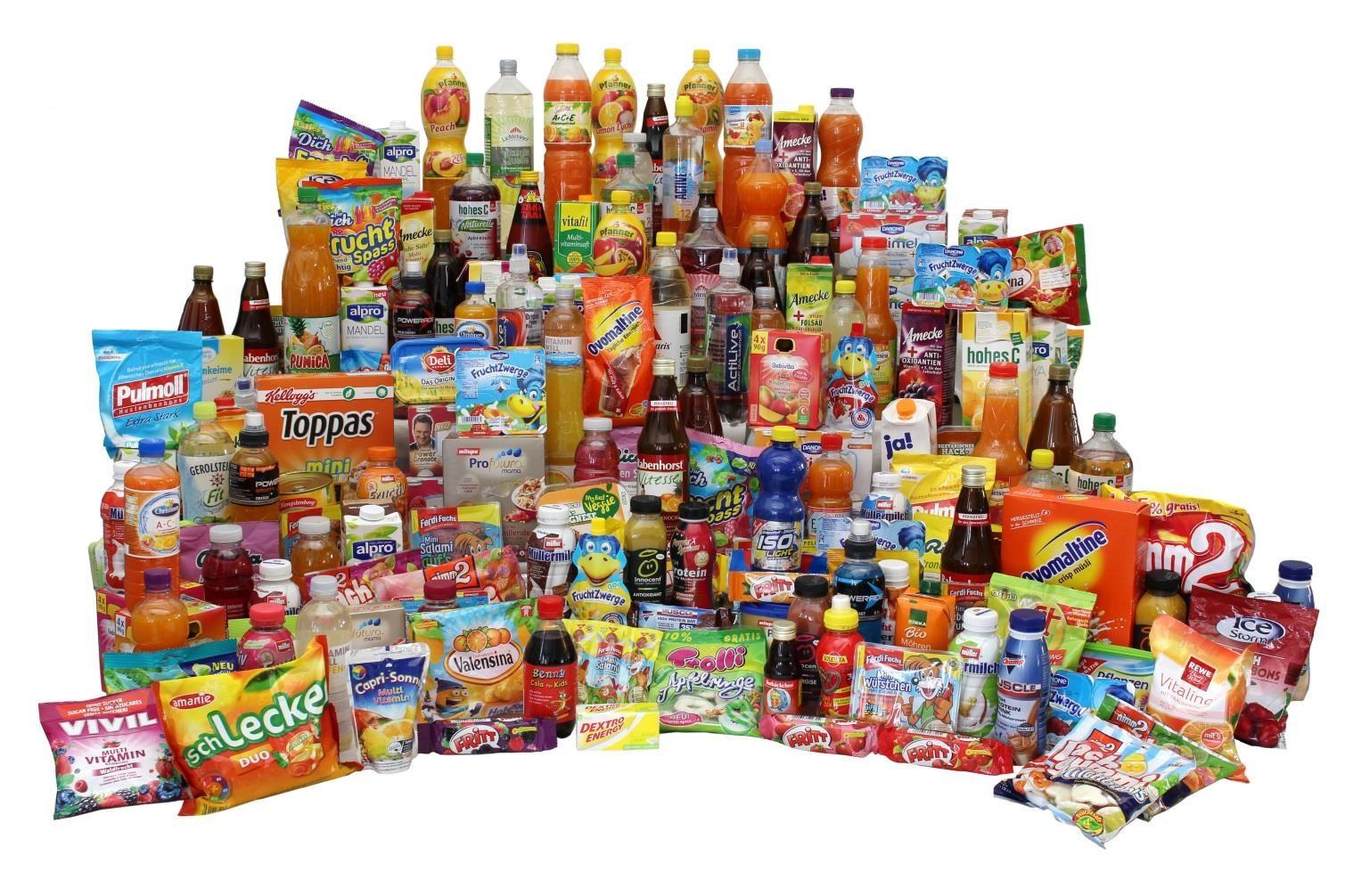Un Healthy Snacks  Survey blasts industry & EU for allowing unhealthy foods