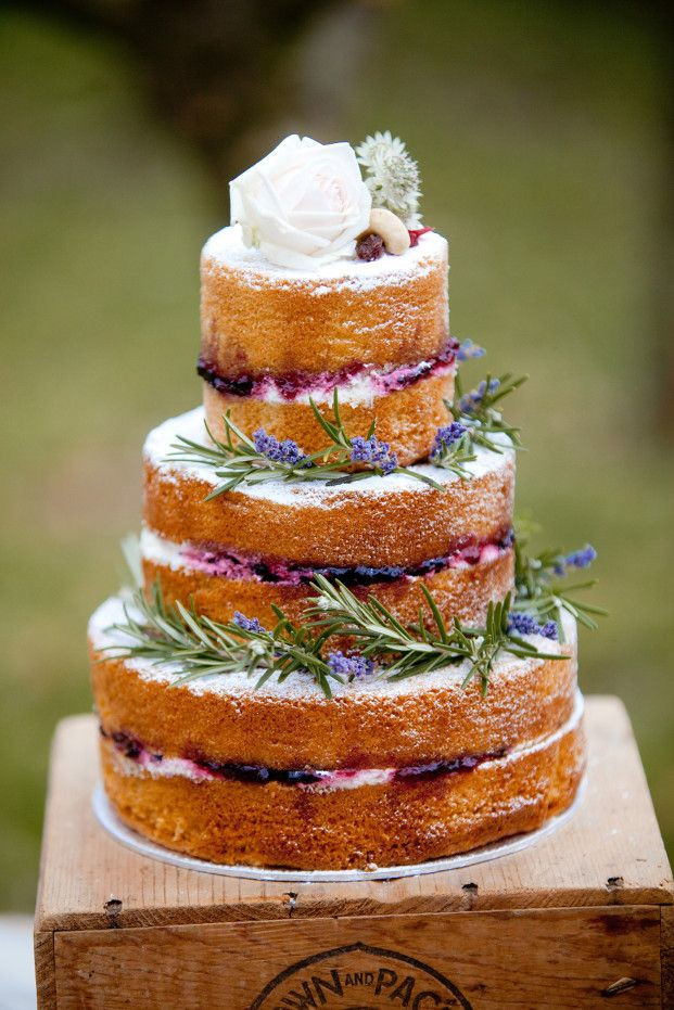 Unfrosted Wedding Cakes  55 best Unfrosted Wedding Cakes images on Pinterest