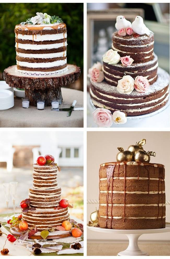 Unfrosted Wedding Cakes the top 20 Ideas About Dessert Au Naturel Unfrosted Wedding Cakes