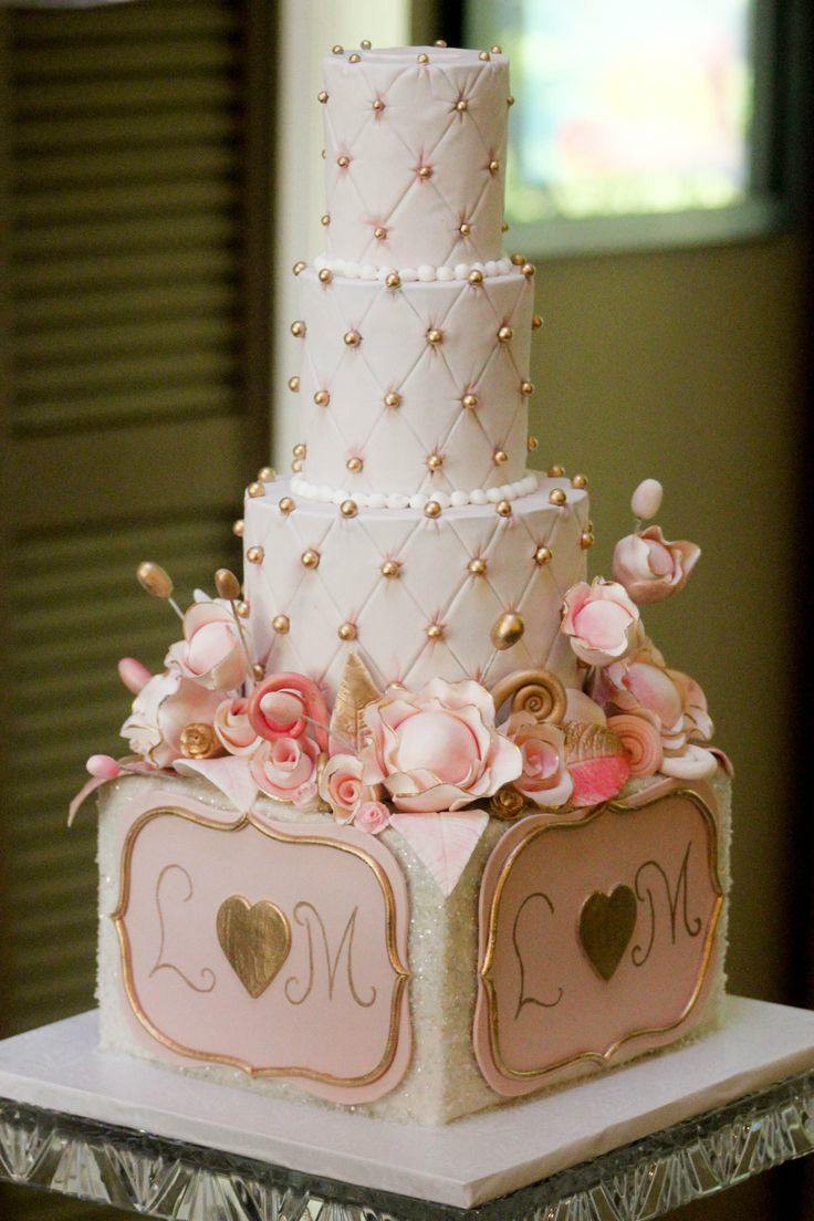 Unique Wedding Cakes  20 Seriously Unique Wedding Cakes Made with Love MODwedding