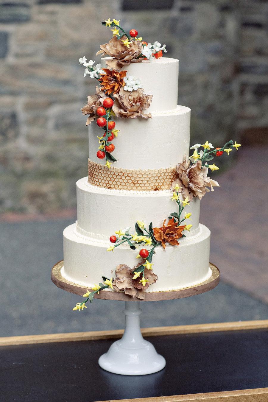 Unique Wedding Cakes Ideas  Delightful Wedding Cake Ideas With Unique Details Weddbook